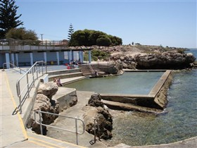 Edithburgh Tidal Pool - Accommodation Coffs Harbour