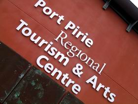 Port Pirie Regional Tourism And Arts Centre - Accommodation Coffs Harbour
