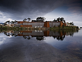 Museum of Old and New Art - MONA - Accommodation Coffs Harbour