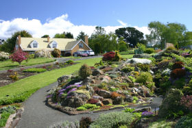 Kaydale Lodge Gardens - Accommodation Coffs Harbour