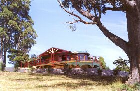 Barringwood Park Vineyard - Accommodation Coffs Harbour