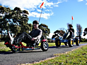 Pedal Buggies Tasmania - Accommodation Coffs Harbour