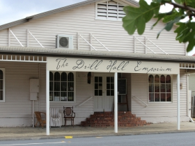 Drill Hall Emporium - The - Accommodation Coffs Harbour