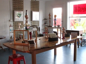 Portside Open Studio/Gallery of GINA - Accommodation Coffs Harbour