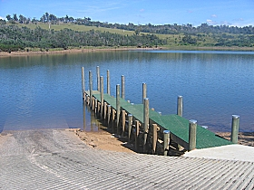 Trevallyn Dam - Accommodation Coffs Harbour