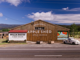 The Apple Shed Tasmania - Accommodation Coffs Harbour