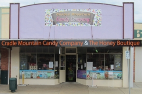 Cradle Mountain Candy Company and Honey Boutique - Accommodation Coffs Harbour