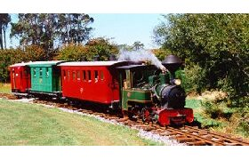 Redwater Creek Railway - Accommodation Coffs Harbour