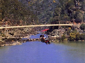 Launceston Cataract Gorge  Gorge Scenic Chairlift - Accommodation Coffs Harbour