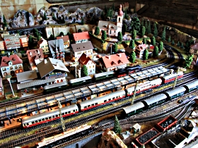 Tudor Court Model Village and German Model Train World - Accommodation Coffs Harbour