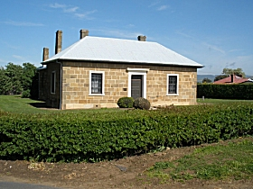 Oatlands Court House - Accommodation Coffs Harbour