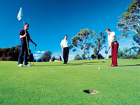 Scamander River Golf Club - Accommodation Coffs Harbour