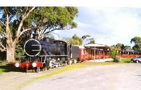 Margate Train - The - Accommodation Coffs Harbour
