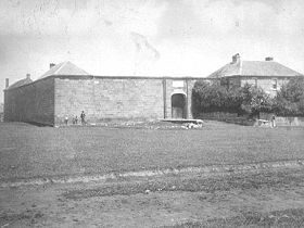 Oatlands Gaol House - Accommodation Coffs Harbour