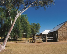 Alice Springs Telegraph Station Historical Reserve - Accommodation Coffs Harbour