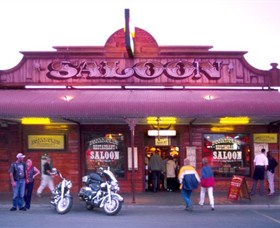 Bojangles Saloon and Dining Room - Accommodation Coffs Harbour