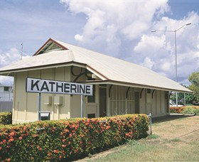 Old Katherine Railway Station