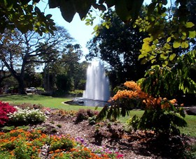 George Brown Darwin Botanic Gardens - Accommodation Coffs Harbour