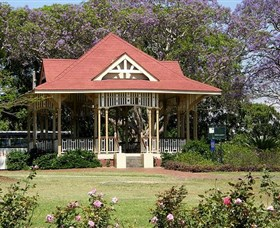 Gympie Memorial Park - Accommodation Coffs Harbour