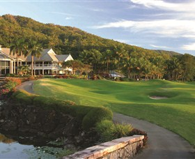 Paradise Palms Golf Course - Accommodation Coffs Harbour