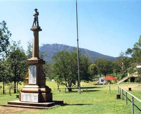 Maroon State School War Memorial - Accommodation Coffs Harbour