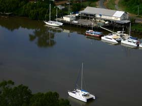 Port of Maryborough - Accommodation Coffs Harbour