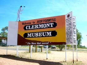 Clermont Historical Centre and Museum - Accommodation Coffs Harbour