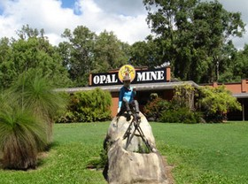 Outback Opal Mine - Accommodation Coffs Harbour