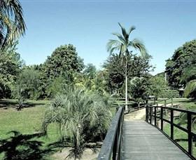 Ingham Memorial Gardens - Accommodation Coffs Harbour