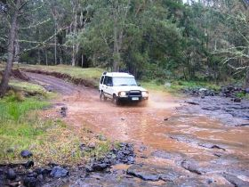 Condamine Gorge '14 River Crossing' - Accommodation Coffs Harbour