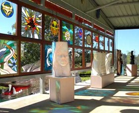 Alpha31 Art Gallery and Sculpture Garden - Accommodation Coffs Harbour