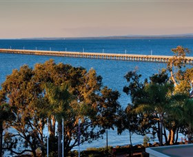 Urangan Pier - Accommodation Coffs Harbour