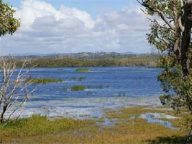 Lake Barfield - Accommodation Coffs Harbour