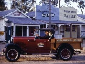 Miles Historical Village and Museum - Accommodation Coffs Harbour