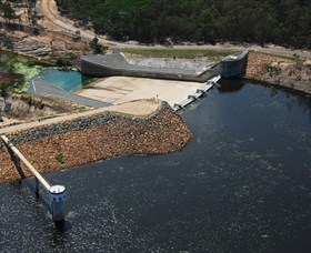 Lenthalls Dam - Accommodation Coffs Harbour