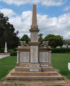 Boer War Memorial and Park - Accommodation Coffs Harbour