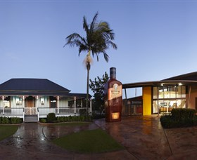 Bundaberg Distilling Company Bondstore - Accommodation Coffs Harbour