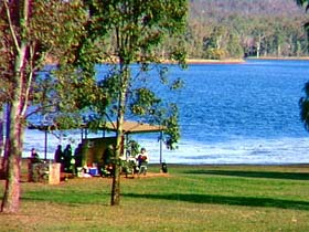 Bjelke-Petersen Dam - Accommodation Coffs Harbour