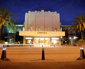Empire Theatre - Accommodation Coffs Harbour