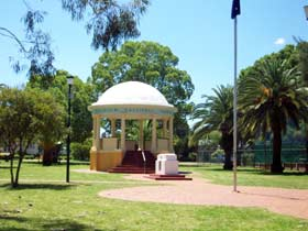 Kingaroy Memorial Park - Accommodation Coffs Harbour
