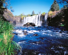 Millstream Falls National Park - Accommodation Coffs Harbour