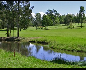 Village Links Golf Course - Accommodation Coffs Harbour