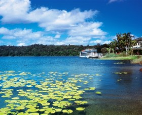 Lake Barrine Crater Lakes National Park - Accommodation Coffs Harbour