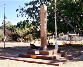 Mount Isa Memorial Cenotaph - Accommodation Coffs Harbour