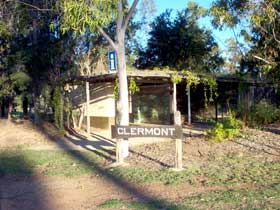 Clermont - Old Town Site - Accommodation Coffs Harbour
