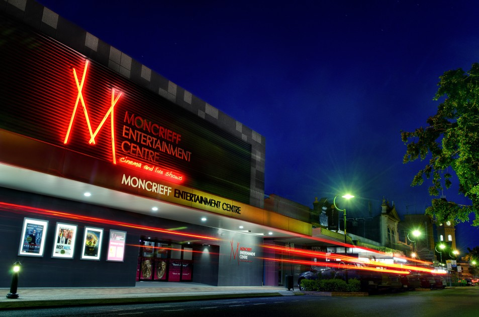 Moncrieff Entertainment Centre - Accommodation Coffs Harbour