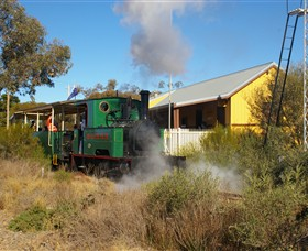 Red Cliffs Historical Steam Railway - Accommodation Coffs Harbour