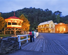 Walhalla Historic Area - Accommodation Coffs Harbour
