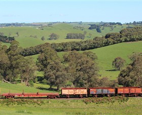 South Gippsland Tourist Railway - Accommodation Coffs Harbour