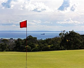 Rosebud Park Golf Course - Accommodation Coffs Harbour